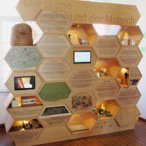 Ausstellung Die Biene und der Mensch